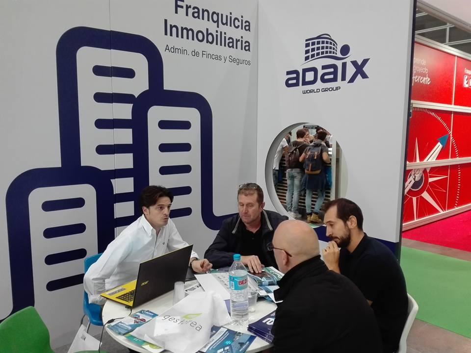 Éxito de Adaix en SIF Valencia 2016