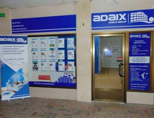 Agencia inmobiliaria Adaix Toledo ya está abierta al público