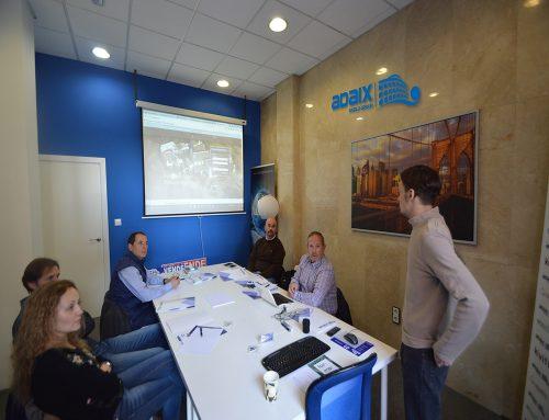 Primer curso de agente de la propiedad inmobiliaria Adaix de 2017