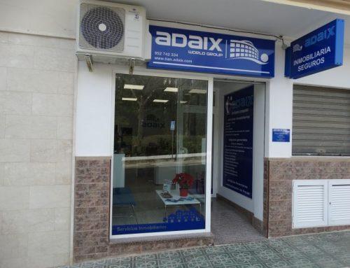 Adaix Tian re-abre su oficina en Villanueva del Rosario
