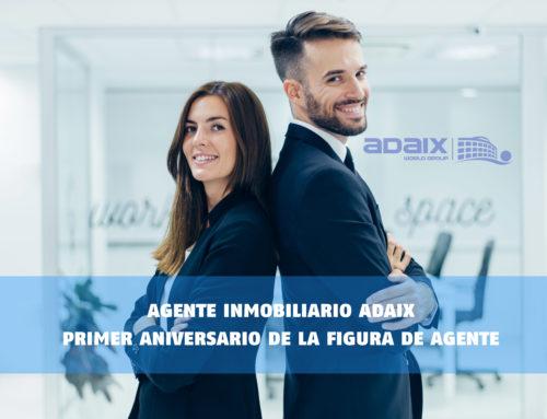 Agentes inmobiliarios, primer aniversario de los agentes independientes Adaix