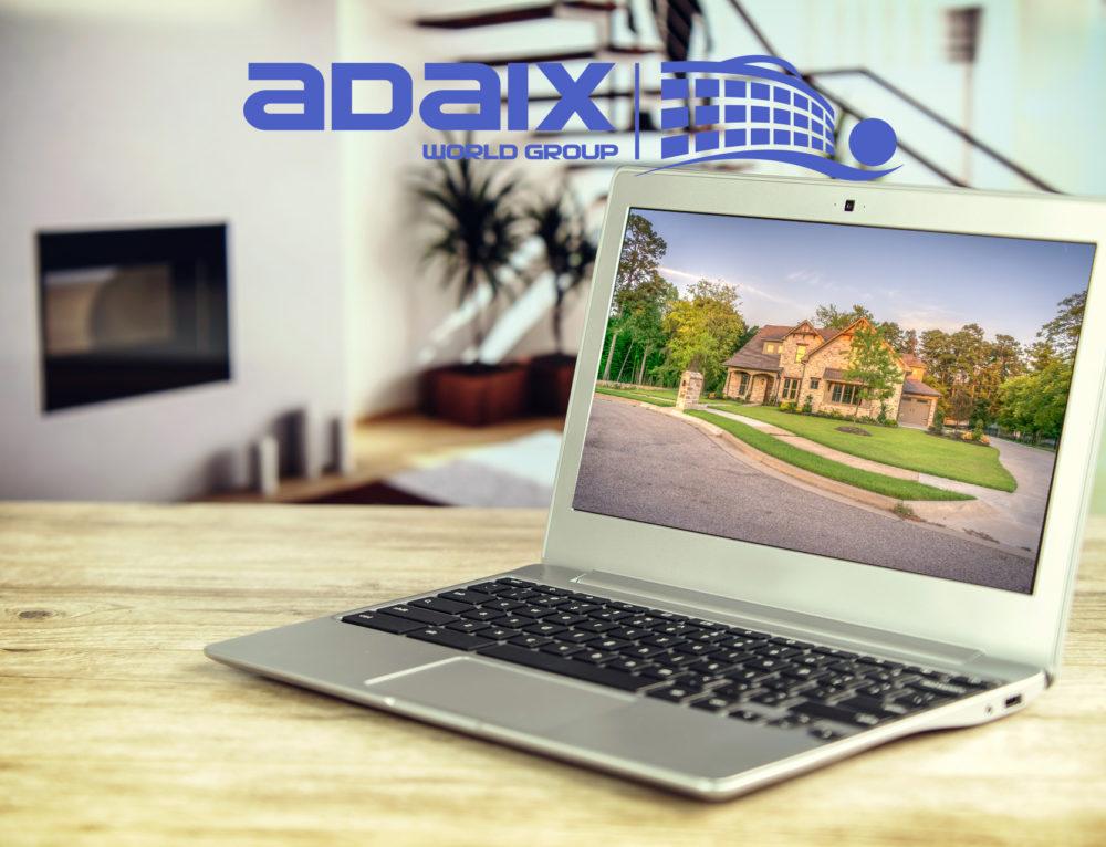 El mercado inmobiliario de lujo está en Adaix
