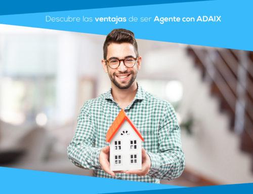 Conviértete en un agente inmobiliario Adaix
