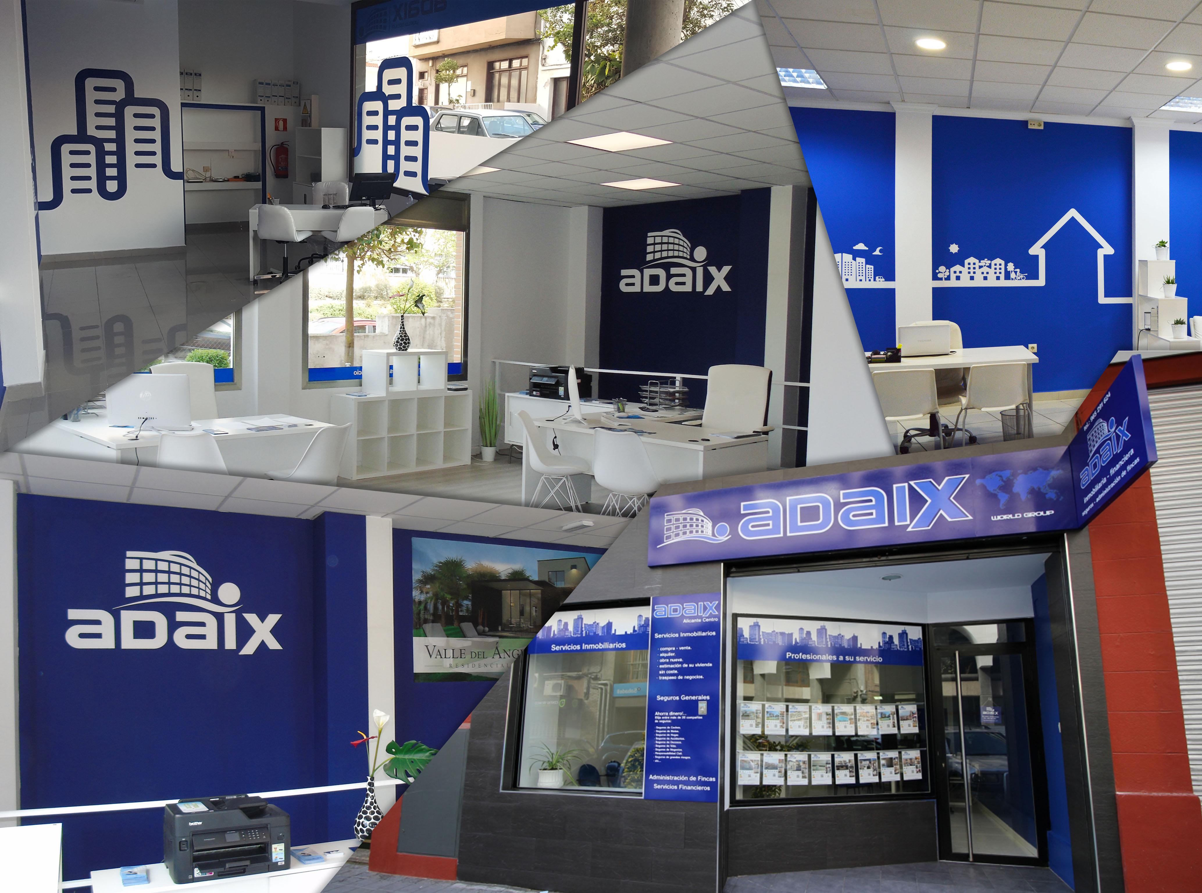 Adaix es la franquicia inmobiliaria para comenzar en el sector