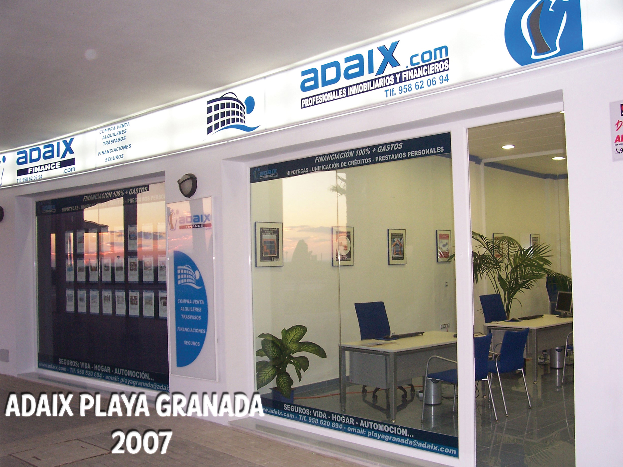 Adaix Playa Granada 2007