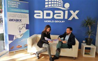 Fran y Sandra de Adaix Torremolinos Centro