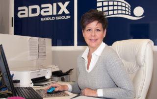 Gloria Pons, gerente Adaix Zafra