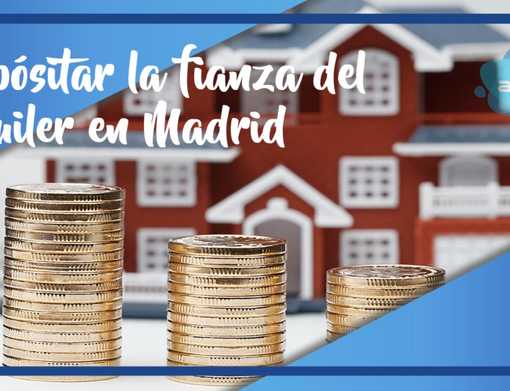 Depositar la fianza en Madrid, ¿es obligatorio?