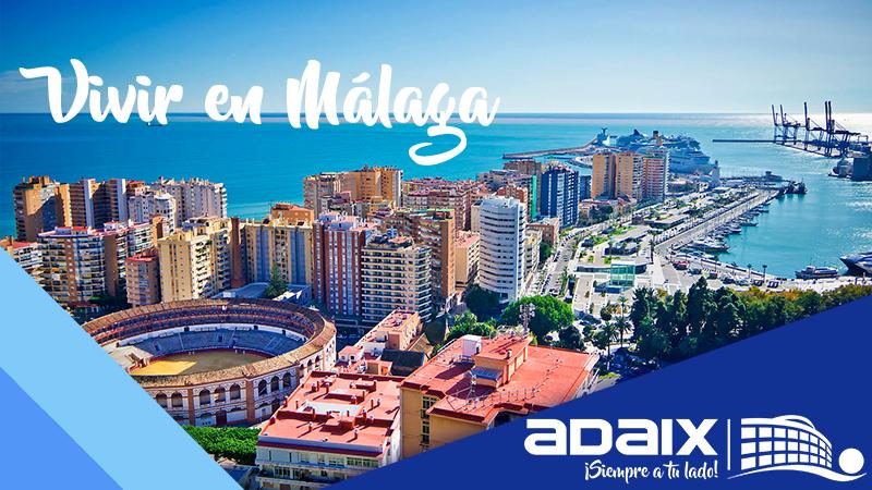 Vivir en la provincia de Málaga