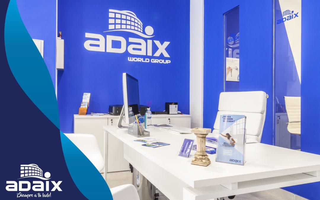 La nueva imagen de Adaix, espacios abiertos y luminosos