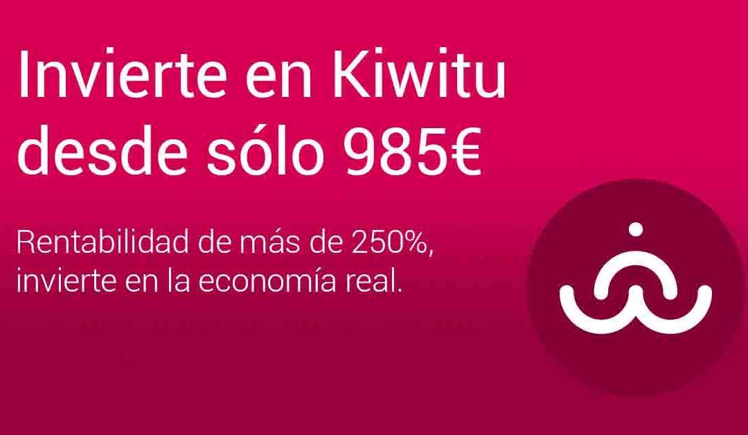 Kiwitu Startup la mejor inversión en desarrollo tecnológico