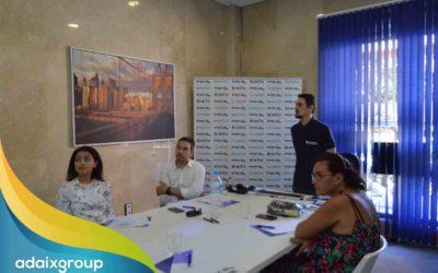 Primeras jornadas de formación presencial de junio en Adaix