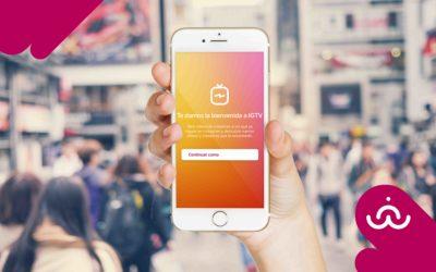 IGTV la nueva red social de vídeos en vertical