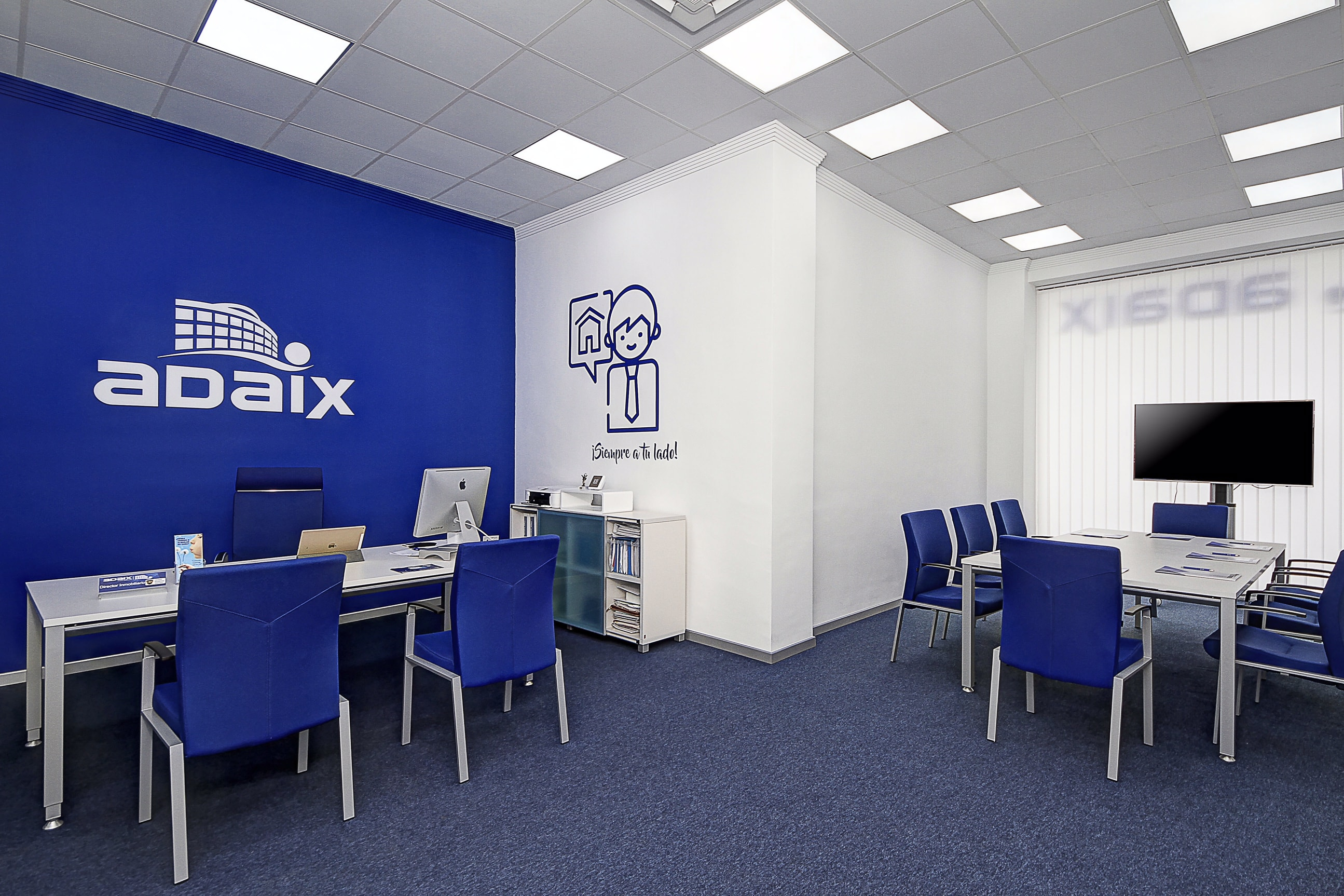 Despacho y sala de juntas