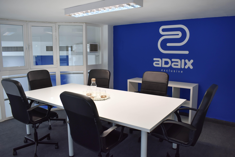 Sala de reunión Málaga