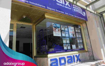 Cáceres ya cuenta con una agencia inmobiliaria Adaix