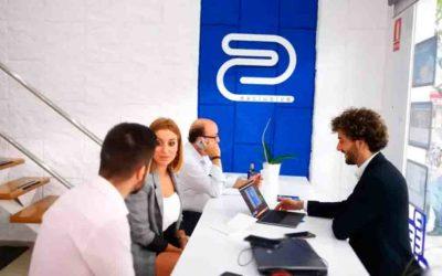 Formación in situ en la agencia exclusive Adaix Málaga Cruz