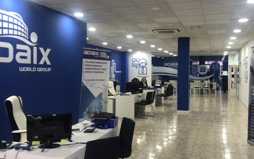 Adaix llega a la ciudad de Lucena con Adaix Exclusive Lucena