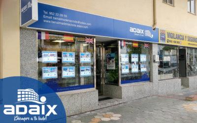 Apertura de la agencia inmobiliaria Adaix Benalmádena Costa