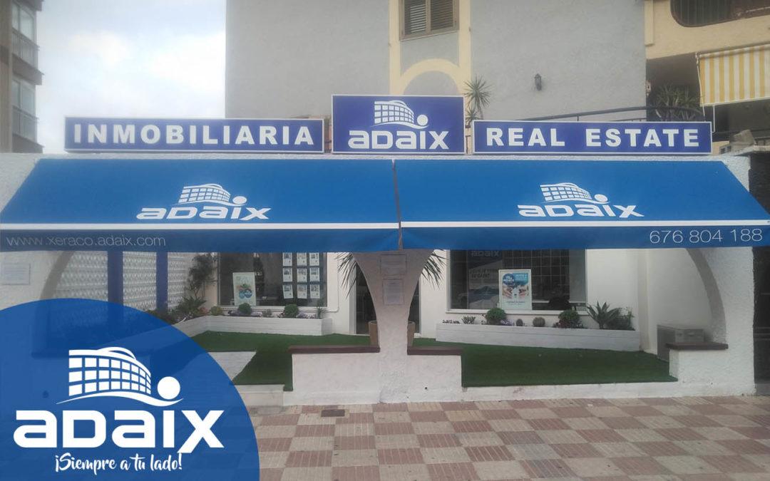 Apertura de la nueva agencia Adaix en Xeraco