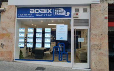 Nueva Agencia Adaix en Pamplona (Navarra)