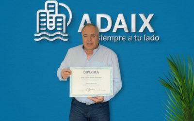 Formación de una nueva agencia Adaix en Arévalo (Ávila)